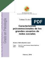 Bautista Lopez Marta TFG Psicologia
