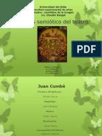 Juan Cumbe Analisis Del Teatro