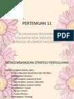 PERTEMUAN 11 PROMKES