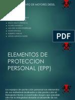 Trabajo de Seguridad(epp)