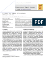 Journal of Magnetism and Magnetic Materials Volume 324 Issue 4 2012 [Doi 10.1016%2Fj.jmmm.2011.08.048] Z.D. Wang; Y. Gu; Y.S. Wang -- A Review of Three Magnetic NDT Technologies