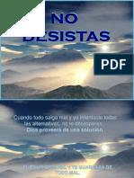 09-No Desistas..pps