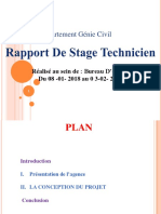 Stage Technicien