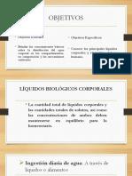 Diapositiva de Liquidos Corporales