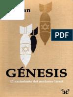 Génesis.el Nacimiento Del Moderno Israel - Dan Kurzman