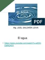 EL AGUA-Clase 2