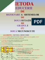 Cl 8 Metoda_reducerii