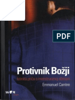 Protivnik Bozji - Emmanuel Carrere