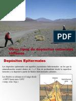 Yacimientos de Chile