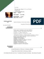 CV Rosu Ioana