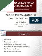 4. Análisis Forense Digital