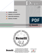 BA Benelli Pepe Lx