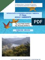Clase 2 Agua y Ambiente (1)