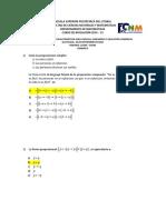 1S-2014 MatTerceraEvaluacion11H30 Version0