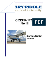 C172S Standardization Manual Embry Riddle