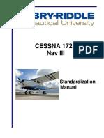 C172S Standardization Manual Embry Riddle