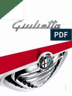 Giulietta Catalogo