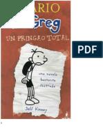 #1 Diario de Greg 1