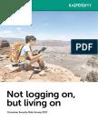 Kaspersky - Informe sobre los menores en Internet