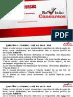 Português - Marco Antonio Macarrão COPASA
