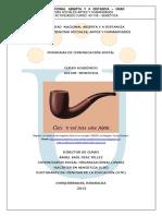 Modulo de Semiotica 2014 II