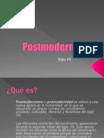 Posmodernidad.ppt
