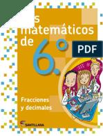 LM de 6 Fracc y Decimales