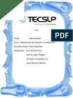 Laboratorio de Aplicaciones Del Calculo y Estadistica