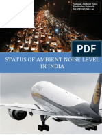 Newitem 219 Status of Ambient Noise Level in India