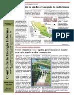 Comité de Energía Informa No. 81-83 Sep 13 Importación de crudo