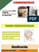 TRAUMA CRANEOENCEFÁLICO (TEC)