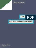 Rancière - La haine de la démocratie 2005.pdf