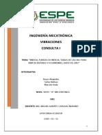 Informe Fuerzas de Inercia, Inercia y Momentos de Inercia De volumenes