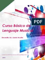 Clase 1 Lenguaje Musical