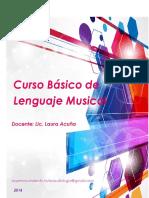 Clase 3 Lenguaje Musical