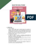 Cika English for Legal Studies