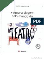 Pequena Viagem pelo Mundo do Teatro
