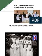 Evolucion Historica de Enfermeria I-2016