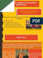 Constitución Política Del Perú de 1826