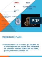Yacimientos Tipo Placer.pptx