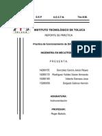 Mediciones Nevado de Toluca