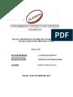 Actividad Nro. 14 La Inscripción de Nacimientos y Rectificación de Partidas Quispe Lazaro