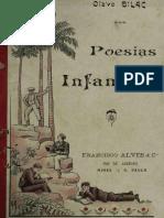 Bilac - Poesia Infantil