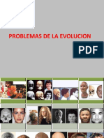 Problemas de La Evolucion
