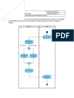 activity diagram warehouse