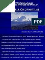 The Callejon of Huaylas