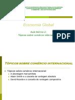 Aula T2 - Economia Global 2005