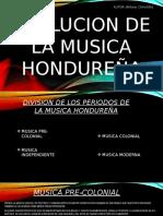 Periodos de La Musica Hondureña