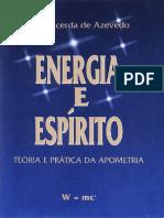 Energia e Esprito - Dr. Lacerda Azevedo