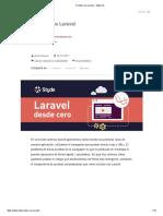 Pruebas Con Laravel – Styde.net